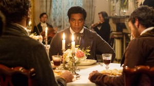 "Chiwetel Ejiofor guides ""12 Years a Slave"" with a strong, adroit performance."