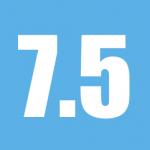 Grade (7.5)