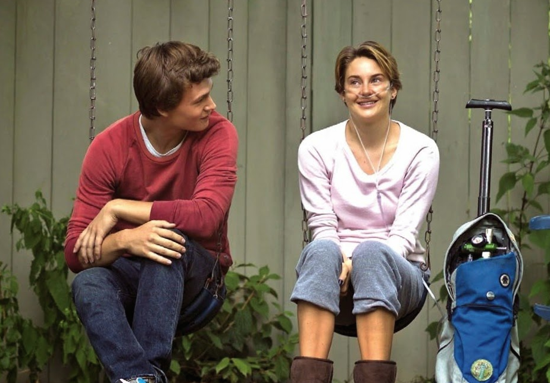 the fault in our stars movie analysis