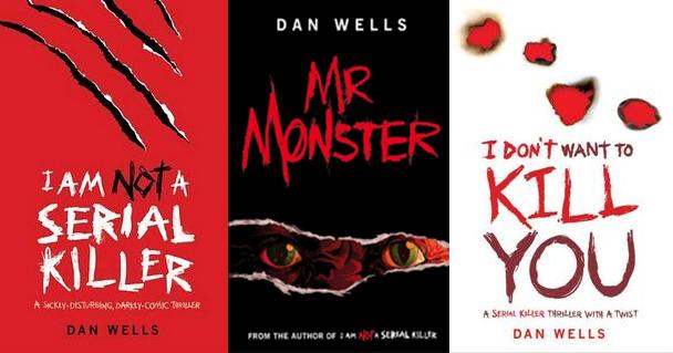 I Am Not A Serial Killer Book Series