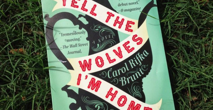 Tell the Wolves Im Home by Carol Rifka Brunt