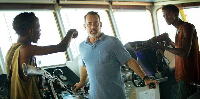 captain phillips thrillers