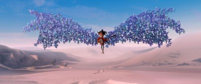 Kubo and the Two Strings is nominated for Best Visual Effects