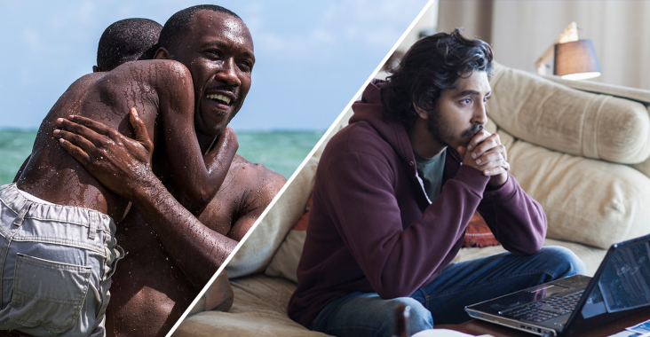 Mahershala Ali and Dev Patel are nominated for Best Supporting Actor at the Oscars