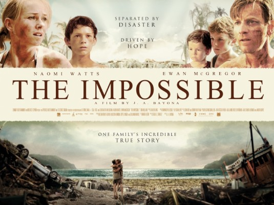 the impossible film review