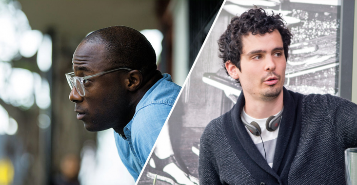 Barry Jenkins and Damien Chazelle are nominated for Best Director