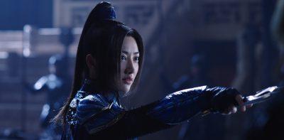 Jing Tian in The Great Wall