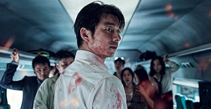 Gong Yoo in Train to Busan