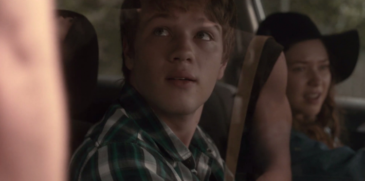Connor Jessup in Closet Monster
