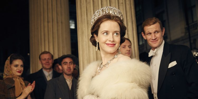The Crown Best Drama Series