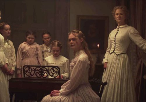 The Cast of The Beguiled
