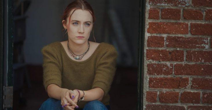 Saoirse Ronan Lady Bird Review