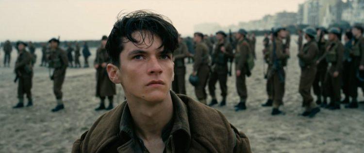 Dunkirk Golden Globes